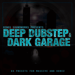Deep Dubstep & Dark Garage Cover