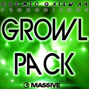 Growl Pack Cover Art