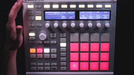 Maschine Tutorial – Creating a Performance Kit, Pt 2 – Bass and Melody