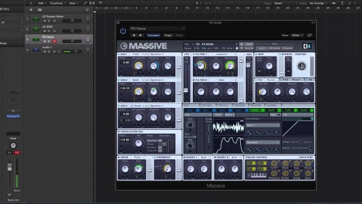 Noise LFO Tips and Tricks For NI Massive