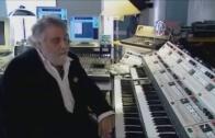 Vangelis' custom MIDI setup demonstration