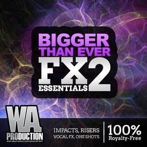 Bigger than FX 2