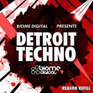 Detroit Techno (ReFill) Cover