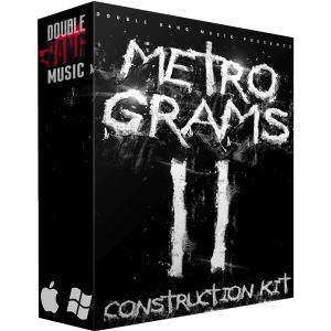 DoubleBangMusic - Metro Grams Vol. 2 600x600