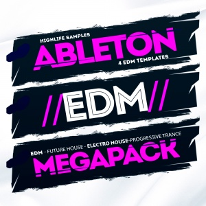 HighLife Samples Ableton EDM Megapack