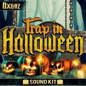 Trap In Halloween