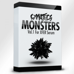 Monsters Vol. 1 for Xfer Serum
