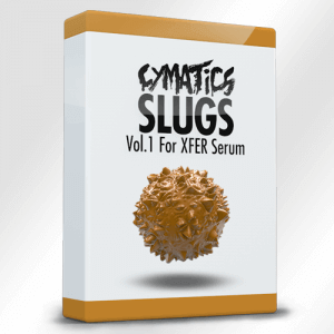 Slugs Vol.1 for Xfer Serum