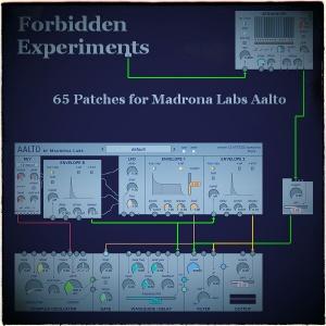 Aalto - Forbidden Experiments Cover