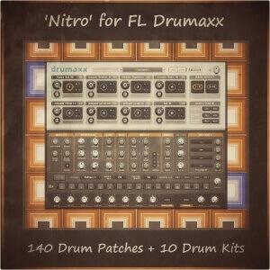 Drumaxx - Nitro Cover