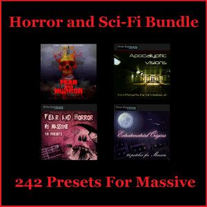 Horror Sci Bundle Cover