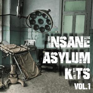 Insane Asylum Kits Vol. 1 - Artwork copy