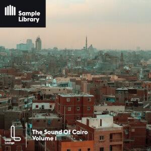 LLSL1502 - The Sound Of Cairo Volume 1 (500x500)