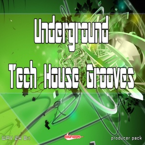 Underground Tech House Grooves - Artwork copy