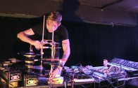 Graham Dunning's Mechanical Techno (excerpt) live at Power Lunches London 19/9/2014