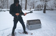 A weather-controlled synthesizer!