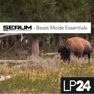 LP24 - SERUm Beast Mode Essemtials