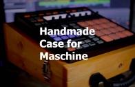 Handmade case for NI Maschine MK 1&2