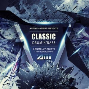 Classic Drum n Bass - Artwork copy