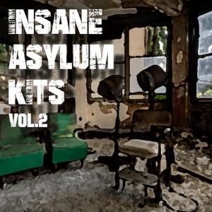Insane Asylum Kits Vol. 2 - Artwork