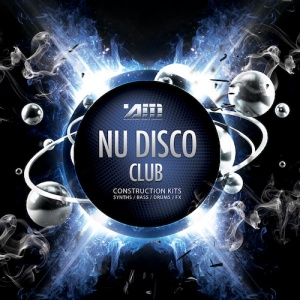 Nu Disco Club - Artwork copy