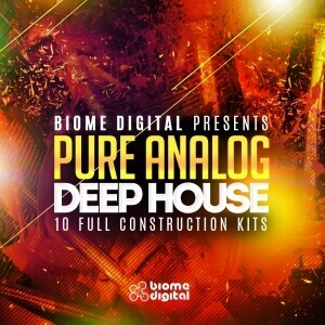 Pure Analog Deep House
