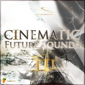 Cinematic Future Sounds III (Cover (1000 x 1000)