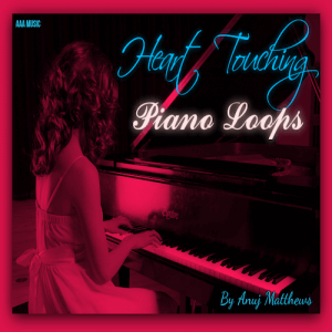 Heart Touching Piano Loops - Artwork