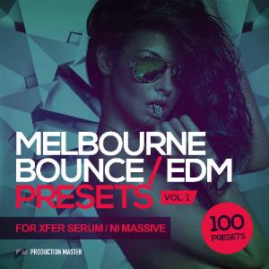 Production Master Melbourne Bounce EDM  Presets