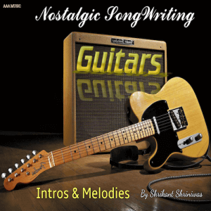 Songwriting Guitars, Intros Melodies - Artwork