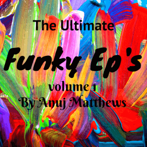 The Ultimate Funky EP's 1 - Artwork copy