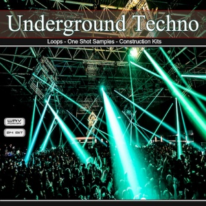 Underground Techno - Artwork copy
