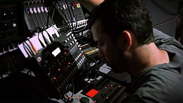 Zombie Nation Creates a Live Modular Jam for new EP