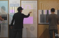 maud – 13 Ft. Vertical Synthesizer