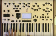 Modal 001: Duophonic Analogue Synthesizer