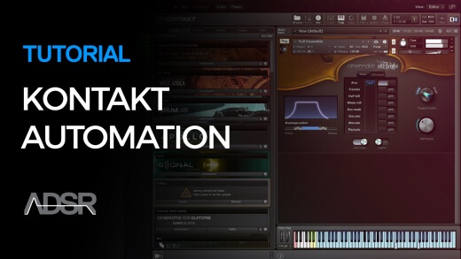 Automation With Kontakt