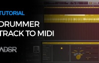 Drummer Track to MIDI in Logic Pro X