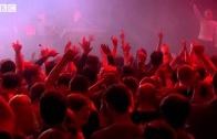 Underworld Take BBC 6Music Festival By Storm