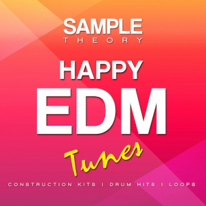 Happy EDM Tunes - Artwork