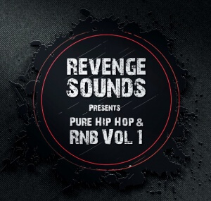 Revenge Sounds ADSR LOGO 2