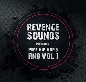 Revenge Sounds ADSR LOGO 2