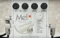 MEL9: Instrument-Emulating Effects Pedal