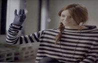 Wearable MIDI Glove: First Reactions