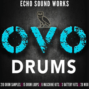 Echo Sound Works OVO Future RNB Drums