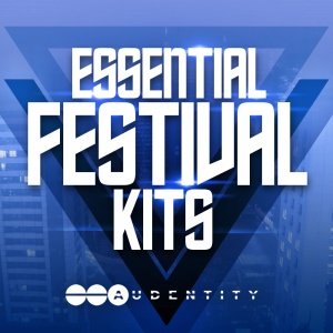 AUDENTITY ESSENTIAL FESTIVAL KITS