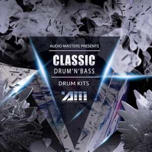 Classic DnB Kits - Artwork