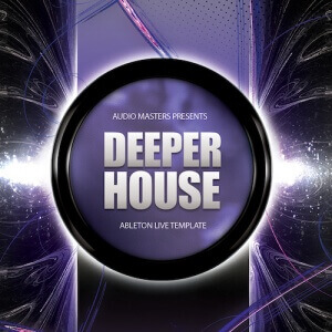 Deeper House Ableton Template - Artwork