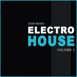 Electro House Vol 1 Artwork