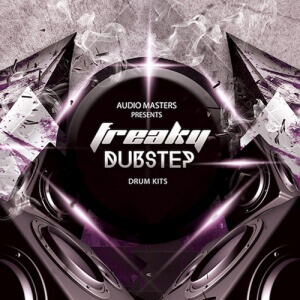 Freaky Dubstep Drum Kits - Artwork