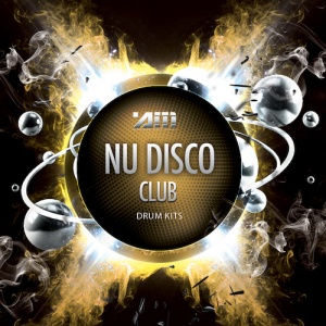 Nu Disco Club Drum Kits - Artwork